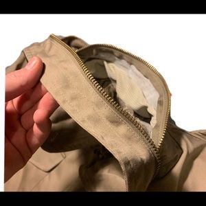 Vintage Jackets & Coats - Weather resistant insulated Military Parka